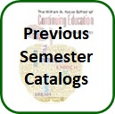 Previous Semester Catalogs