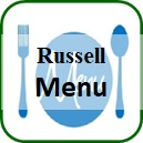 Russell Cafe Menu